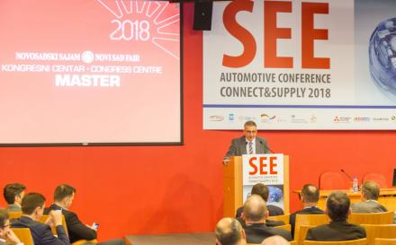 SEE Automotive Conference - Connect & Supply 2018