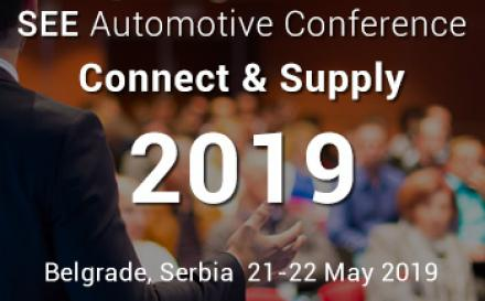 SEE Automotive Conference - Connect & Supply 2019